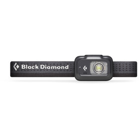 Black Diamond Astro 175 Lampada frontale, graphite
